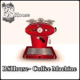 BSHouse- Coffee Machine V2 Box