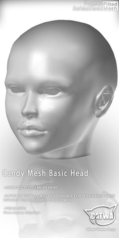 CATWA HEAD Candy [DEMO]
