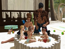The Family Pose Sandbox [BOXED]