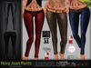 Nora Pants MESH - Maitreya Lara, Slink Physique Hourglass, Belleza Isis Freya Venus, TMP - DreamLife - FashionNatic