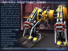 MW-01G Worker Bee (1.10)