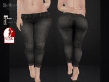 .::.What2Wear.::. Jeans Mesh Grey