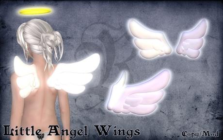 - Ruined - Little Angel Wings