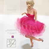Snowpaws - Ballerina Apple Dress