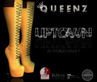 {H} Uptown Boots (Belleza, Slink, Standard, Maitreya)