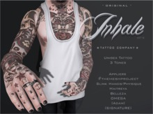 .Inhale. About that Life Tattoo