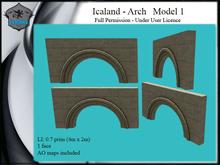 Icaland - Arche Model 1