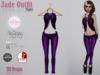 Jade Outfit Violet