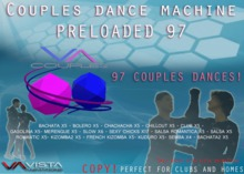 VISTA ANIMATIONS-COUPLES DANCING MACHINE PRELOADED 97-BOXED