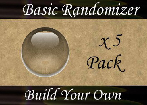 BYO - Basic Sound Randomizer - Five Pack