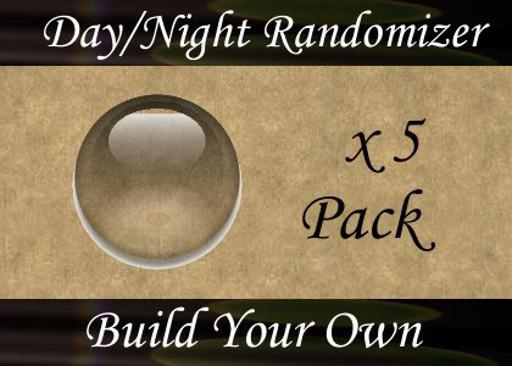 BYO - Day/Night Sound Randomizer - Five Pack