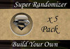 Soundscenes   randomizer   super   five pack