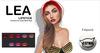 Mlt lea lipstick for catwa mesh head fatpack 001