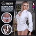 rnr  swag risque' stolen outfit %28white%29  box