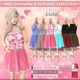 NS::  Mesh Valentine Dress (Hud)