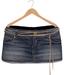 Blueberry - Britan - Denim Skirts - Steel