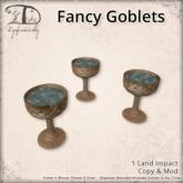 [DDD] Fancy Goblets