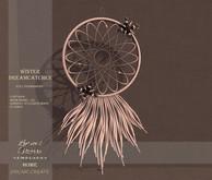 !Lyrical B!zarre Templates HOME! - Winter Dreamcatcher MESH FP