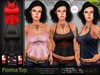 Fiorina Top - Maitreya Lara, Slink Physique Hourglass, Belleza Isis Freya Venus, TMP - DreamLife - FashionNatic