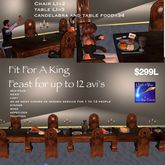 Fit for a King Feast for up to 12 (crate)