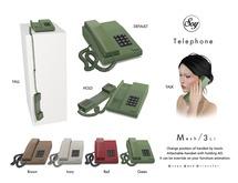 Soy. Telephone [Ivory] addme