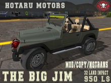 Hotaru Motors - The Big Jim [BOX]