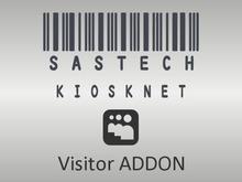 SasTech KioskNet Visitor Counter ADDON