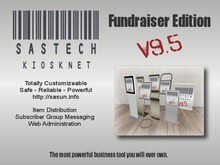 SasTech KioskNet Fundraiser Edition