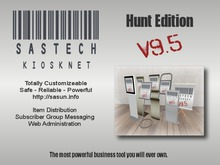 SasTech KioskNet Hunt Edition