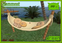 ●GD● Hammock [with sit poses]