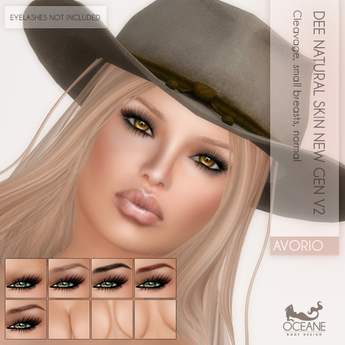 Limited Skin: Oceane - Dee Classic skin Avorio