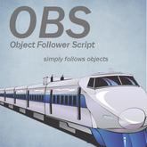 Object Follower v1.0 - Follows Objects