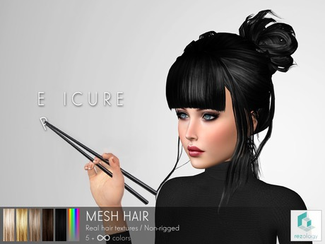 rezology Epicure (mesh hair) Gift - 962 complexity