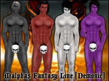 [Demonic] Malphas Fantasy & Basic Skins Pack