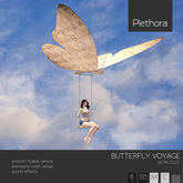 Plethora - Butterfly Voyage - Sepia Clef