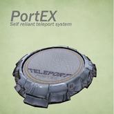 portEX Self-Reliant Teleport System