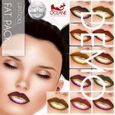 DEMO Oceane - Boho Thai Lipsticks [Lelutka]