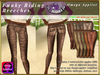 *E* Funky Riding Breeches Omega Applier [BOXED]