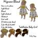 Toddleedoo Hair  Mignone Blond