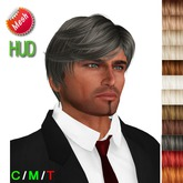 "eDeLsToRe man mesh hair ""  Jayden "" BOX"