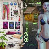 Zaara [Goa party] : 4 Arpora Fishermans pants *grass*