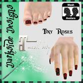 Maitreya Tiny Roses Nails