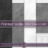 {L} Painted Walls-B&W Tones V1 ABC