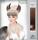 Amacci Hair - Phoenix - Brown Pack
