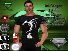 EC Ink Dragon T Shirt
