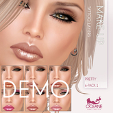 DEMO Oceane - Pretty Makeups 6-Pack 1 [classic]