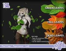 ::Static:: Papermancer - Leaves