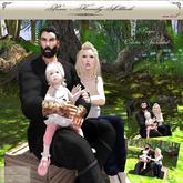 {SO} Poses - Family Solitude