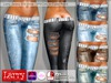 LARRY JEANS - Vine 205 - 6 Color Pack