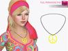 Full Perm MI Mesh Boho Necklace